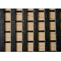 Woven Fiberglass Geogrid Reinforcement for Roads Manufactures