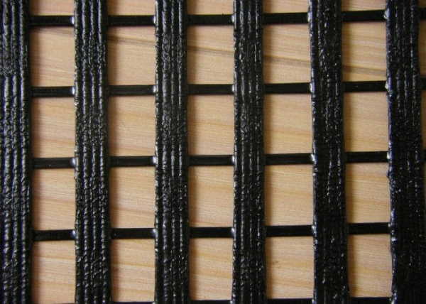 Quality Woven Fiberglass Geogrid Reinforcement for Roads for sale