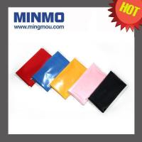 China 80%polyester+20% Polyamide Microfiber Eye Glasses Cleaning Cloth on sale