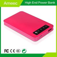 Wholesale Touch Screen 4000mAh Portable Battery Charger Made In China AMEEC AMJ-J305 Manufactures