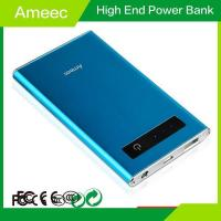Good Quality Disposable Battery Smartphone Power Bank with LED display AMEEC AMJ-P008 Manufactures