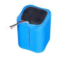 China High Quality LiFePO4 Rechargeable Battery Pack with 6.4V/6400mAh for Power Tools Manufactures