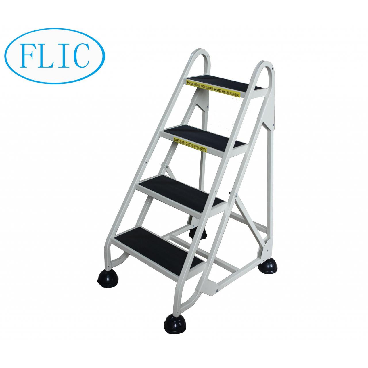 Buy cheap Aluminum Ladder 4 Step from wholesalers