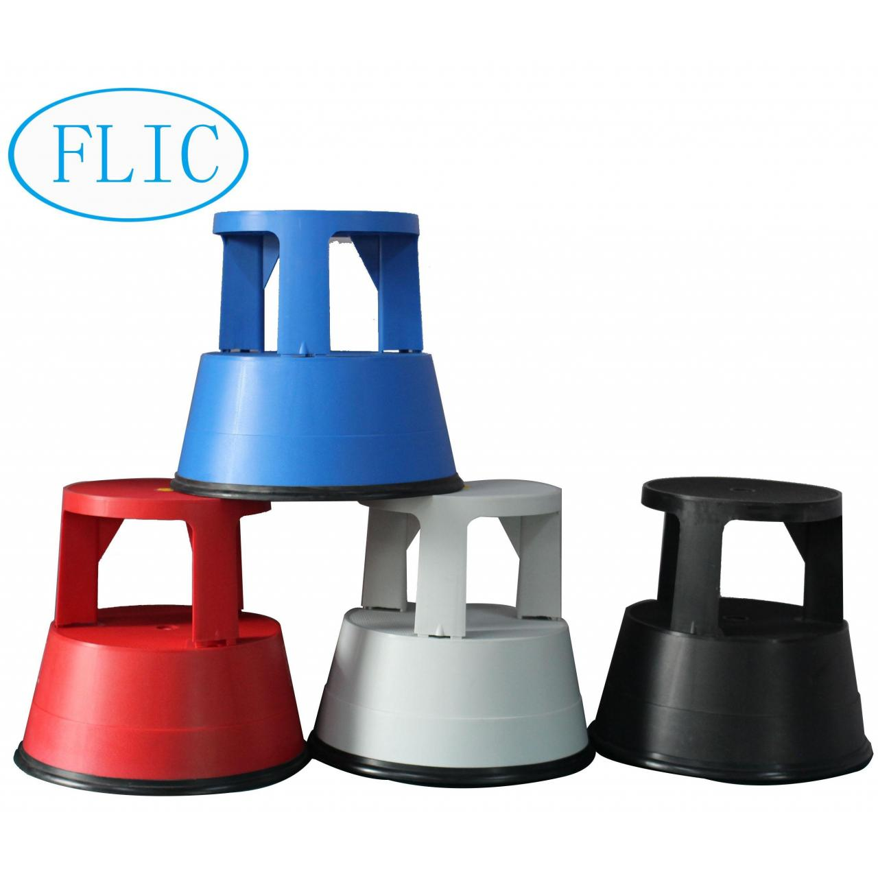 Buy cheap Plastic Rolling Step Stool from wholesalers