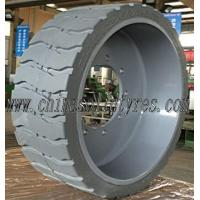 Genie Lifting Platform Solid Tyre Manufactures