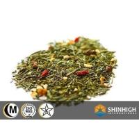 Buy cheap Natural amino acid from green tea L-theanine 3081-61-6 for sleep improvement and antianxiety from wholesalers