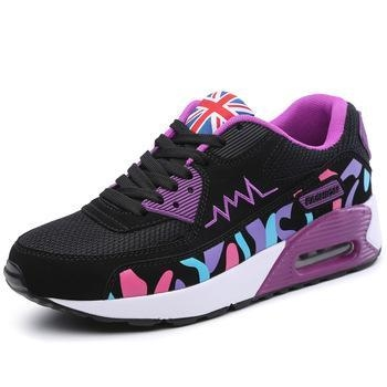 Quality 2017 women new model rnning walk shoes from china manufacture,top design girls running shoes for sale