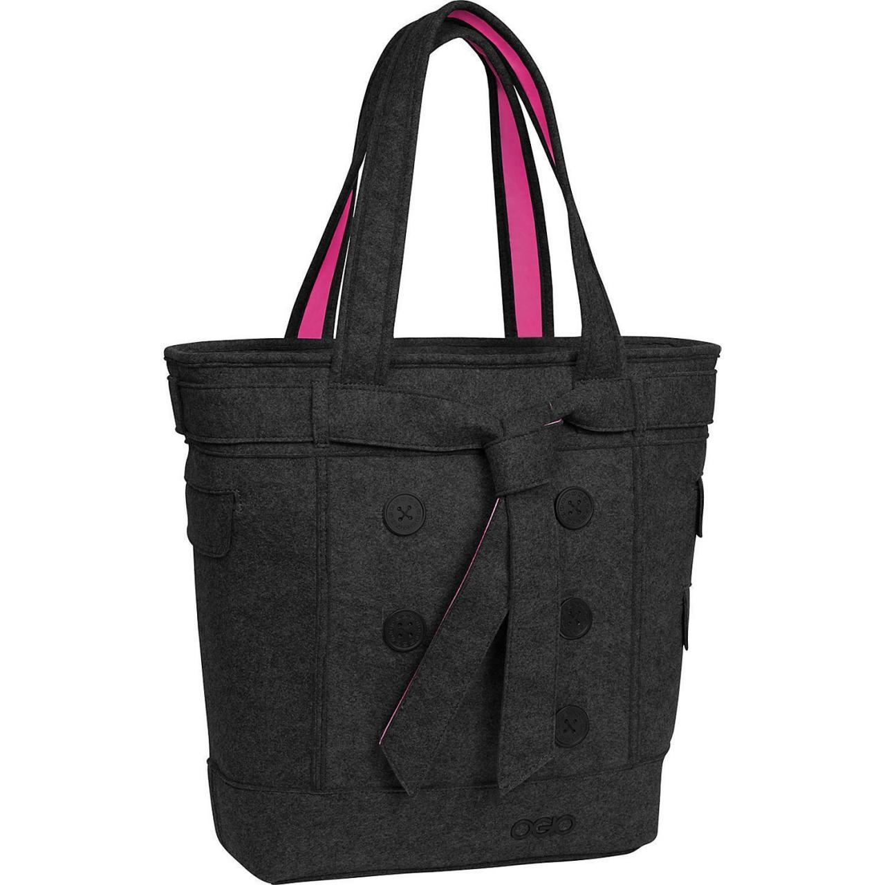 China Women's Felt Laptop Tote Bag on sale