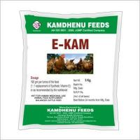 E-KAM-NATURAL REPLACER TO SYNTHETIC VITAMIN E Manufactures