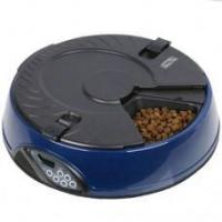 China 6 Meal - Automatic Pet Feeder - Dark Blue on sale