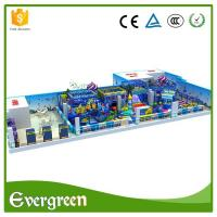 China Ocean Theme Kids Indoor Play Structure on sale