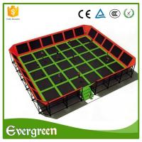 Buy cheap large trampoline park from wholesalers