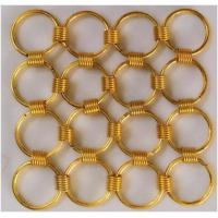 Metal ring chains Manufactures