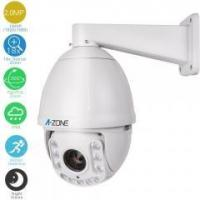 China A-ZONE 1080P AHD PTZ Dome Camera/18x Optical Zoom/High Speed CCTV surveillance Camera on sale
