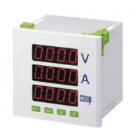 Quality Single Phase Digital Combined Meter(V.A,Power Factory) for sale