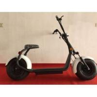 Buy cheap 1000W/800W/500W Electric scooter /Motorbike/ citycoco scooter from wholesalers