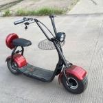 Buy cheap Cheaper 500W Harley scooter, electric motorcycle, Citycoco from wholesalers