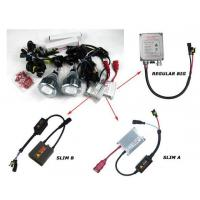 HID Conversion Kit Bi-xenon Projector Lens light with Angel Eyes Manufactures