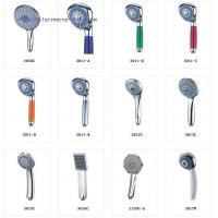 Buy cheap Round Chromed Water Saving Shower from wholesalers