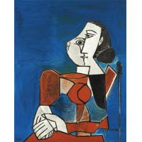 World Famous Paintings Picasso 16-18 Manufactures