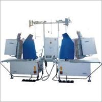 Vertical System Jacket Front Ironing Press Manufactures