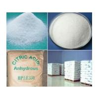 Acidulants Citric Acid Anhydrous Manufactures