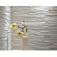 Buy cheap Culture Stone WP02 Black quartzite wall panel from wholesalers