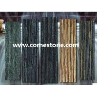 Buy cheap Culture Stone WP07 Black wall panel from wholesalers