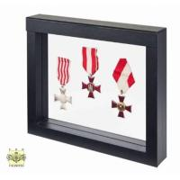 China Challenge Coin & Military Medal Display Case - Large Size on sale