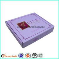Custom Corrugated Mailer Shipping Box Manufactures