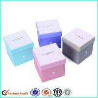 Packaging Paper Gift Box With lid Manufactures