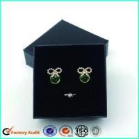 Custom Earring Gift Boxes Packaging Sale Manufactures