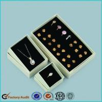 New Custom Packaging Earring Box Gift Boxes Manufactures