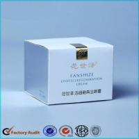 Eye Cream Skincare Packaging Paper Box Manufactures