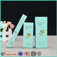 Folding Skincare Product Gift Package Box Manufactures