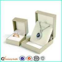 Necklace Jewelry Gift Boxes Display Packaging Manufactures