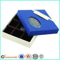 Empty Heart Shape Edible Chocolate Packaging Gift Box Manufactures