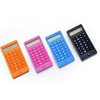 12 Digits Mobile Shape Pocket Calculator Manufactures