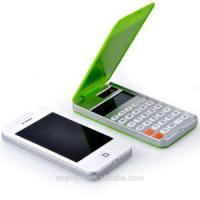 8 Digit Dual Power Flip Cover Mobile Phone Calculator Manufactures