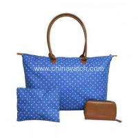 China Promotion 600D Tote Bag Set wholesale
