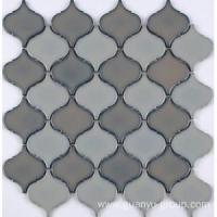 Mixed Color Porcelain Mosaic Tile Manufactures