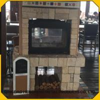 Long Time Burning High Efficient Smokeless Antique Wood Stove Manufactures