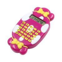 8 Digit Cute Candy Shape Calculator with Maze Game Manufactures