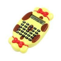 8 Digits Cute Candy Shape Calculator for Children gifts Manufactures