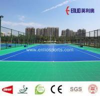 Buy cheap Outdoor Tennis Court Portable Flooring from wholesalers