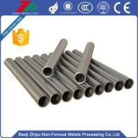 High purity best price molybdenum tube Manufactures