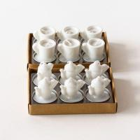 Clearance Teapot Or Tea Cup Tea Light Candle Favors Set of 6 Manufactures