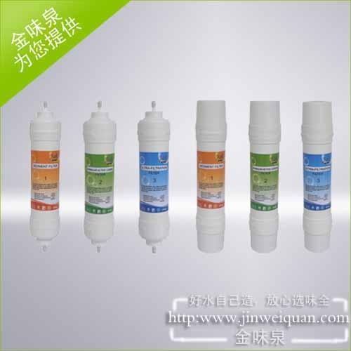 Quality Korean packaged water purifier filter (123456) for sale