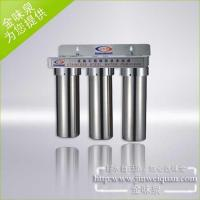 Gold taste of spring stainless steel water purifier (three barrels of water purifiers) D300