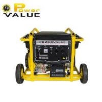 China 6 kw 6kva Silent Gasoline Generator Fuel Consumption on sale